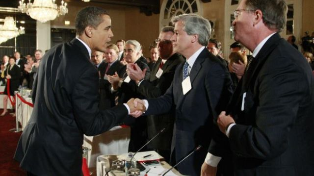 Tom Heneghan (Tom Heneghan's EXPLOSIVE Intelligence Briefing) | blog on Myspace Jamie-dimon-obama